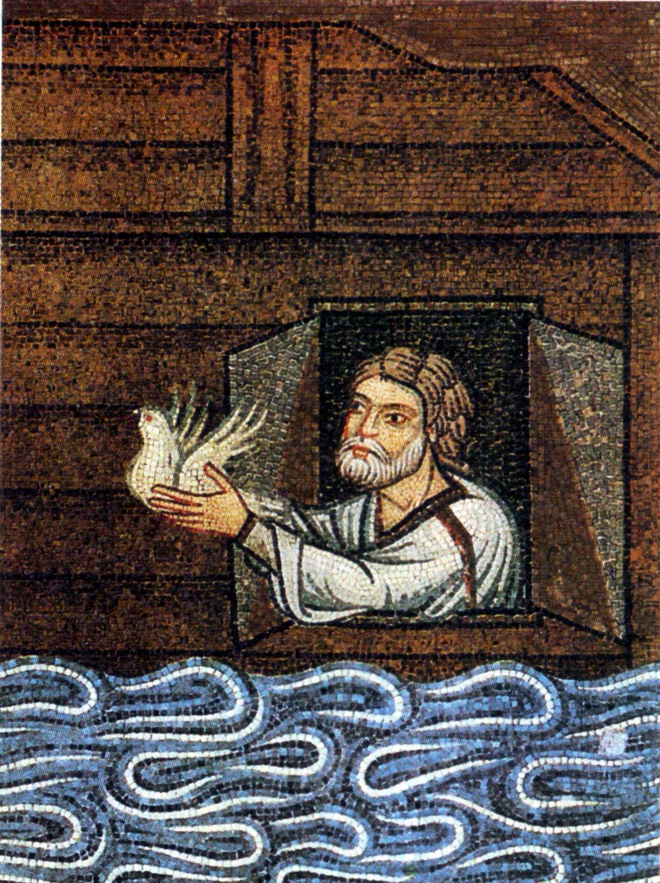 Het geloof van mijn moeder Noach San Marco Venetië